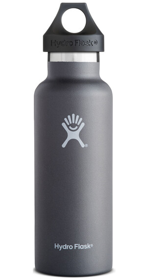 Hydro Flask Standard Mouth Insulated 530 ml Graphite